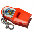 WEAR IT AUSTRALIA SURVIVAL RESCUE EMERGENCY SAFETY WHISTLE