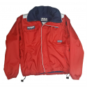 STORMY ORIGINAL RED, ALL WEATHER ISJ-150N LIFE JACKET