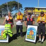 WIA - Coast Guard Redcliffe